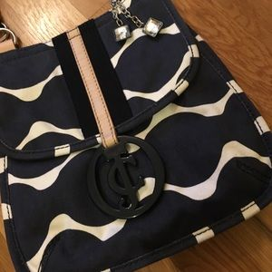 Juicy Couture Minnie Crossbody Messenger Bag